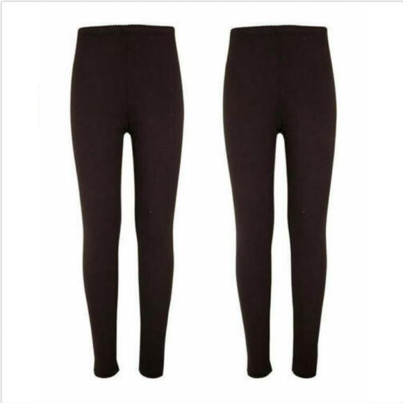 ead2a72311771 Vigoss Bottoms | Girls 2 Pack Soft Cotton Leggings | Poshmark